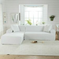 Sofa Covers For Living Room Solid Elastic Spandex Slipcovers Couch Cover