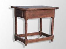table de ferme en noyer époque XIXème