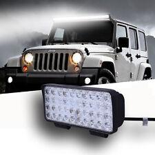 LED Work Light 120W Bar Spot Light for Driving Lamp Offroad Car Truck SUV 12V