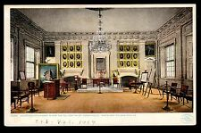 1905 Chamber where Declaration of Independence was signed Philadelphia postcard