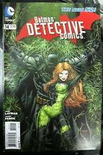 BATMAN DETECTIVE COMICS #14 FIRST PRINT DC COMICS NEW 52 (2013) POISON IVY