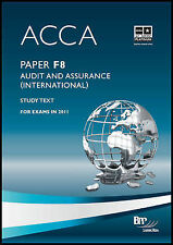 ACCA - F8 Audit and Assurance (INT): Study Text by BPP Learning Media (Paperbac…