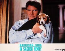 Harrison Ford IN SACHEN HENRY Kino Aushangfotos 8 Motive Regarding Henry