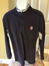 Columbia Men's Casual Formal Fleece Jacket Great condition Size Large
