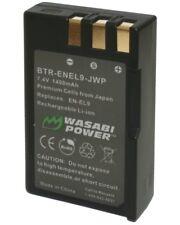 Wasabi Power Battery for Nikon EN-EL9 and Nikon D40, D40x, D60, D3000, D5000