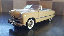 franklin mint 1949 ford custom