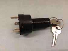 Club Car Factory Gas Uncommon/Unique Ignition -  Key Switch (DS & Precedent)