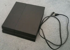 Sony PS4 PlayStation 4 Jet Black 500 GB Console and Power Cord Only