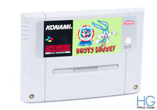Tiny Toons Adventures: Buster Bustos Loose! - Super Nintendo Snes PAL