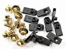Jaguar Body Bolts & U-nut Clips- M6-1.0mm x 16mm Long- 10mm Hex- 20 pcs- #149