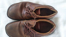 Born Men's Size 11 Brown Shoes Worn In Lace Up Oxfords