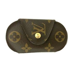 Louis Vuitton Monogram Multicles Ron 4 Ring Key Case /C1213