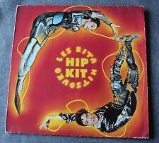 Les Rita Mitsouko, hip kit / Andy live, Maxi vinyl