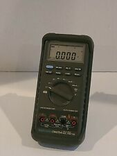 Tektronix Dm254 True Rms Multimeter