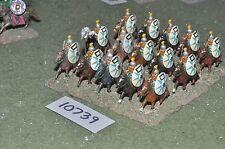 25mm era ROMAN/ROMANO-Cavalleria 15 CAVALLERIA-CAV (10739)