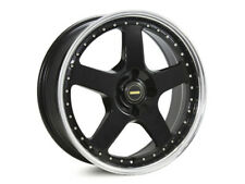 """18"""" FR1 SIMMONS BLACK POLISHED LIP WHEEL & TYRE PACKAGE ON SALE NOW!!!"""