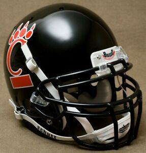CINCINNATI BEARCATS NCAA Schutt XP Full Size AUTHENTIC Gameday Football Helmet