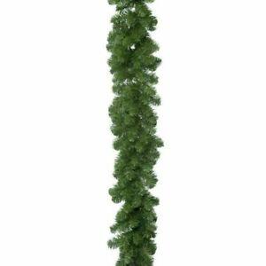 Kaemingk Christmas Decoration Imperial Pine Garland - Green - 270cm x 25cm
