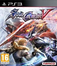 soul calibur 5 para PS3