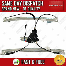 CHRYSLER VOYAGER MK2 1995>01 FRONT RIGHT SIDE WINDOW REGULATOR WITH 2 PIN MOTOR
