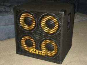 "MarkBass STD 104HR Standard 4x10"" 8ohm Speaker Cab INCLUDING Markbass Cover"