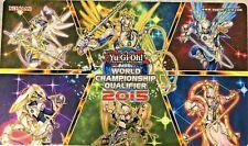 YGO -  WCQ 2015 Satellarknight Playmat