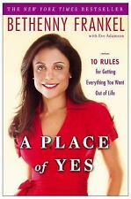 NEW - A Place of Yes: 10 Rules for Getting Everything You Want Out of Life