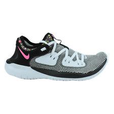 Nike Mujeres Flex rn 19 se Running Zapatos Blanco/Negro/Lotus 8