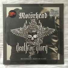 MOTORHEAD LP Death Or Glory RSD 2018 SILVER Vinyl SEALED. Heavy Metal. Bastards