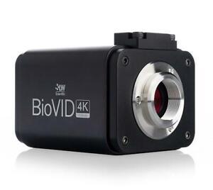 LW SCIENTIFIC BioVID 4K 16MP Ultra HD Microscope Camera
