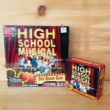 COLLECTABLE HIGH SCHOOL MUSICAL DVD Board Game Mattel 2006  And Hits Collection
