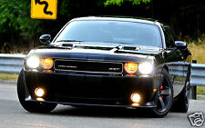 2014 Dodge Challenger SRT8, BLACK, Refrigerator Magnet, 40 MIL