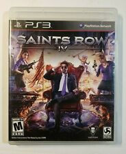 Saints Row IV (Sony PlayStation 3, PS3)