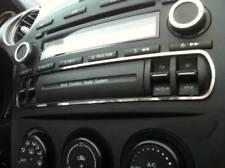 D Mazda MX 5 MX5 NC Chrom Rahmen für die Radio - Schalterleiste - Edelstahl pol