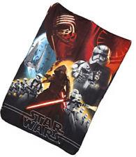 Star Wars Black (texte) Fleece Throw Blanket-Kids Blanket Throw cadeau de Noël 3+y