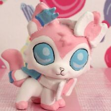 LPS ❤ Littlest Pet Shop ❤ magnifique rose POKEMON SYLVEON CUSTOM hand painted