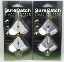 SureCatch Aluminium Pro Blde Buzz Blade Propeller Double Big 2packs