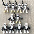 10X Playskool Star Wars Galactic Heroes SandTrooper & Biker Scout Trooper Figure