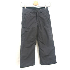 Size 6/7 - COLUMBIA Youth/Kids Gray Insulated High Performance Snow Pants