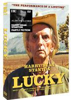Lucky DVD (2018) Harry Dean Stanton, Carroll Lynch (DIR) cert 15 ***NEW***