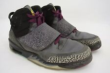Nike Air Jordan Son of Mars 2012 Gray Bordeaux 12 D US