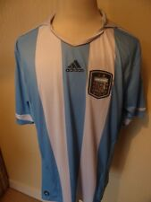 mens ARGENTINA shirt - size XXL ( 2010 ) good condition