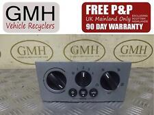 Vauxhall Meriva MK1 Heater/AC Controller Unit Panel K9274003 2002-2010©