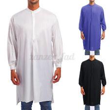 Badrhino da uomo grigio marna Polo Shirt Top-Tall Fit NUOVA con etichetta-Nuovo