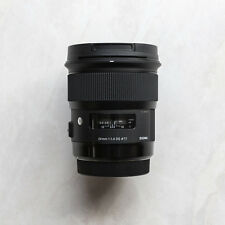 Sigma 24mm f/1.4 Art Lens for Canon EF - Excellent condition