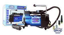 Quality alca Steel cylinder 12V AIR COMPRESSOR 7 BAR 100 PSI 180W Day/Night