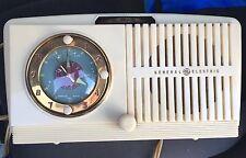 Vintage General Electric Radio Alarm GE Clock Model 516
