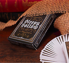 Sleepy Hollow Deck Playing Cards by Derek McKee and Murphy's Magic