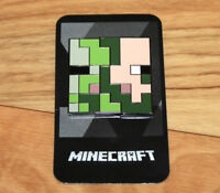 Minecraft Xbox One Rare Promo Collectible Pin Badge E3 Gamescom 2017