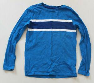 GAP Fit LA- Shirt Gr. S 116 122 6-7 J. TOP Blau